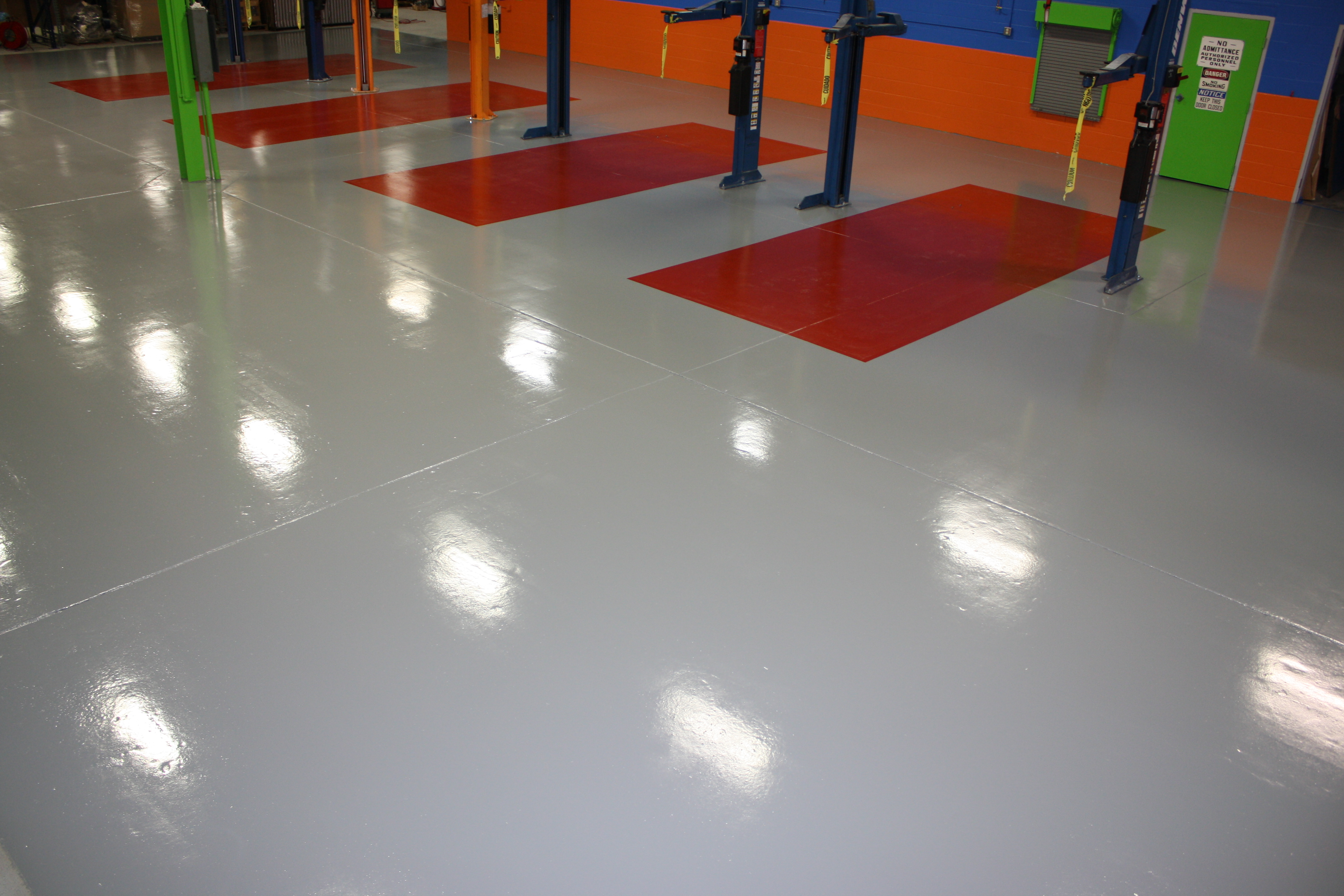 Coatings For Concrete Floors