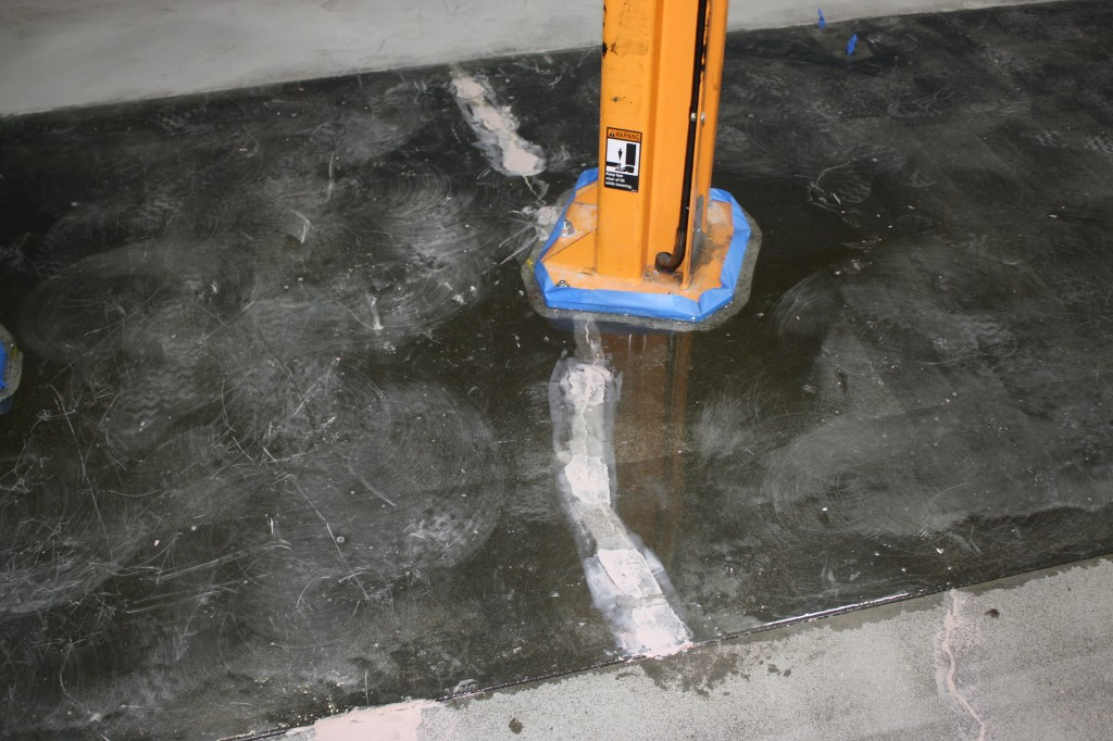 Repairing S In Concrete Foundations Causing Water Leaks